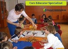 Va invitam la Curs Educator Specializat, Tulcea